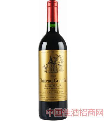 古曼干红2008葡萄酒