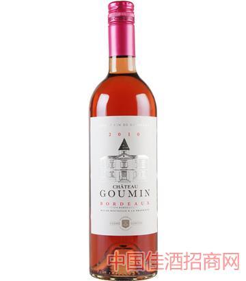 古曼城堡桃红葡萄酒