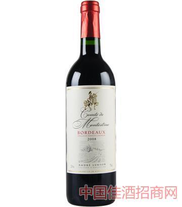 蒙特斯托干红葡萄酒