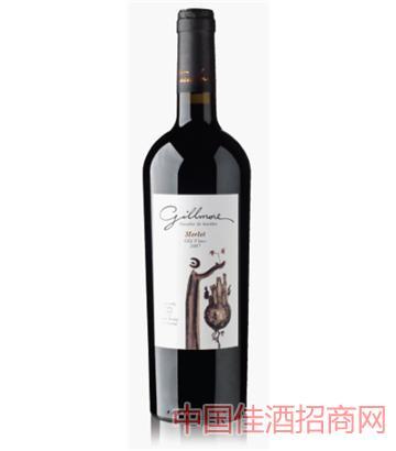 高魔梅洛珍藏干红葡萄酒2006
