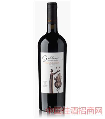高魔赤霞珠古藤干红葡萄酒2007