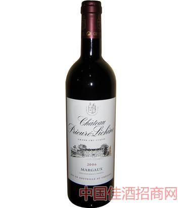 荔仙庄园干红葡萄酒 2006