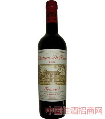 高峰庄园干红葡萄酒 2006