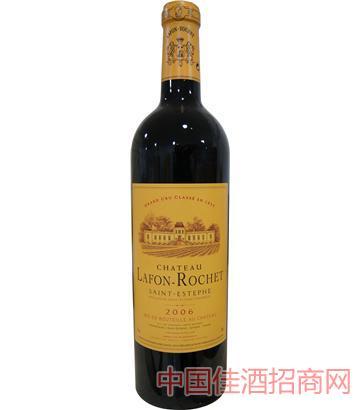 拉科鲁锡庄园干红葡萄酒 2006