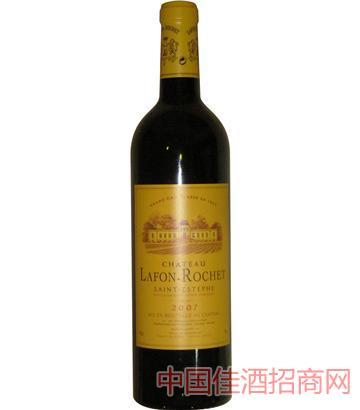 拉科鲁锡庄园干红葡萄酒 2007