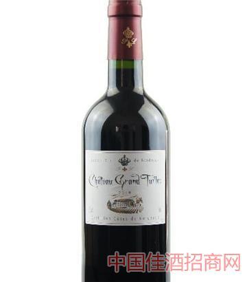 图亚克城堡干红2010葡萄酒
