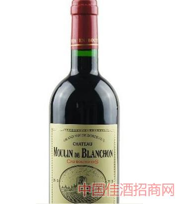 白豹庄园干红葡萄酒