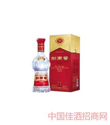 52°剑南春500ml酒