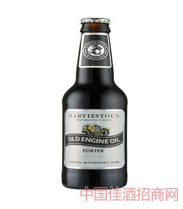 海威斯顿老机油啤酒