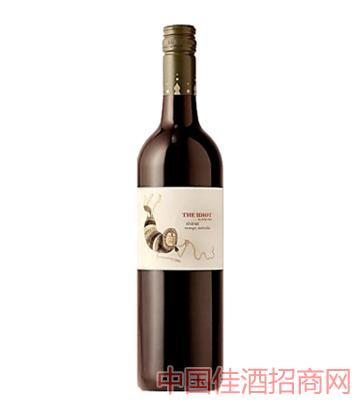 菲利浦肖愚公西拉2011葡萄酒