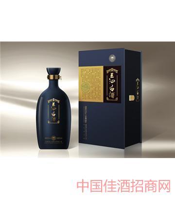 蜀之源白酒—王泗白酒(咖啡)
