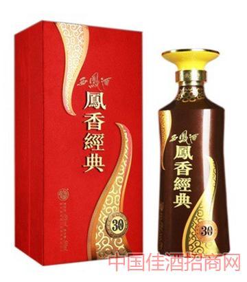 凤香经典30酒