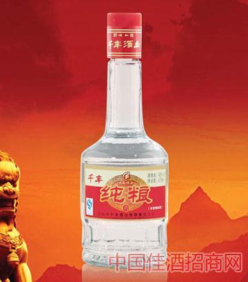 千丰纯粮478ML酒
