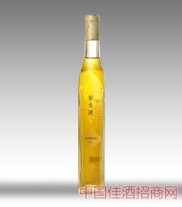 桓��湖白冰葡萄酒2009