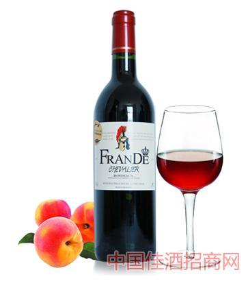 法兰帝骑士葡萄酒
