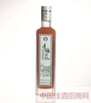 壹佰青梅酒