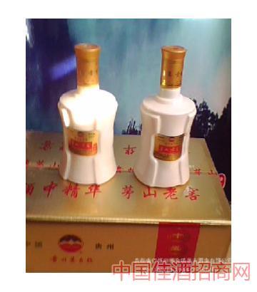 茅山老窖(光瓶)酒