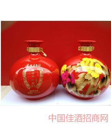 三十年(苹果瓶红色5斤)酒
