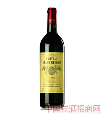 玛兰庄园红葡萄酒