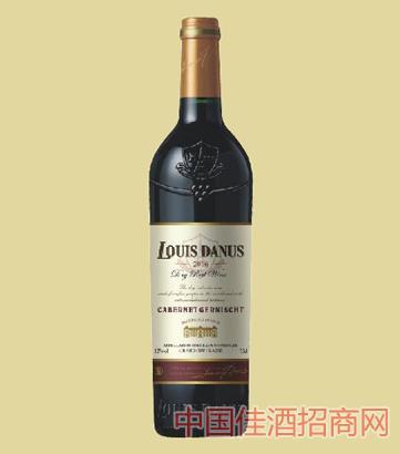 法国路易丹尼斯原装进口赤霞珠干红葡萄酒750红酒