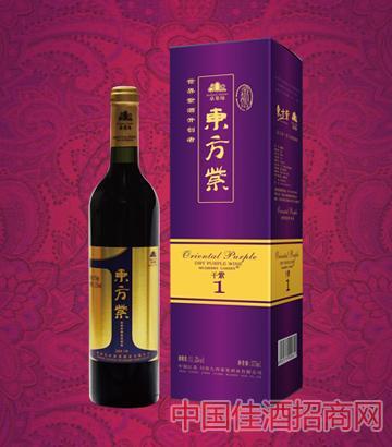 东方紫典藏375ml葡萄酒