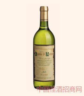 �f日�r光干白葡萄酒