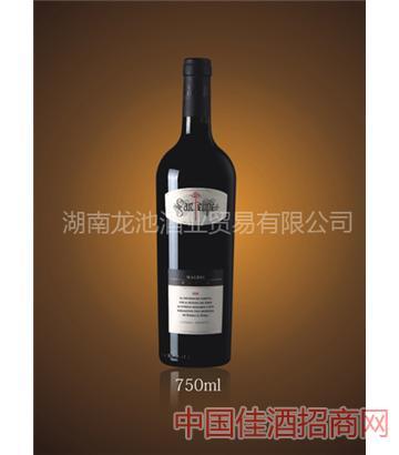 13.5°圣菲利佩瑪爾貝克干紅,團購價葡萄酒