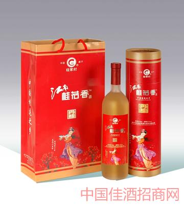 丹桂桂花酒
