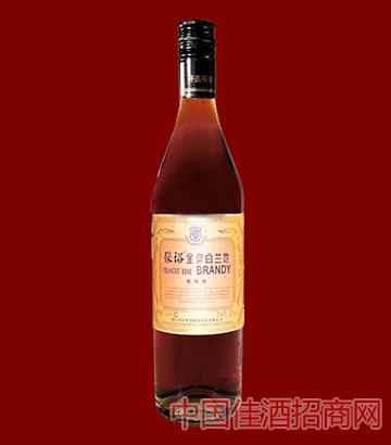 張裕白蘭地葡萄酒