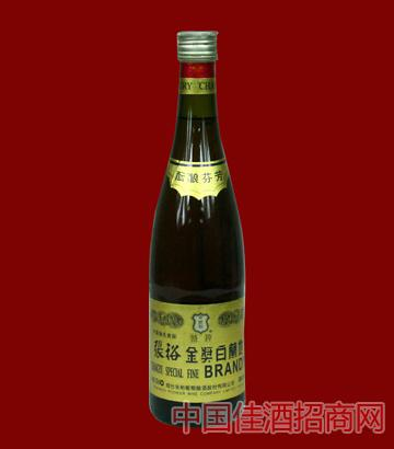 張裕38度金獎白蘭地葡萄酒