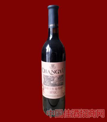 張裕美樂干紅葡萄酒