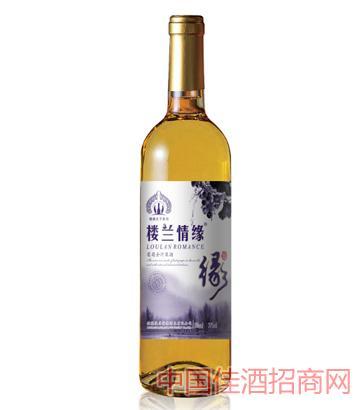 楼兰情缘全汁葡萄酒