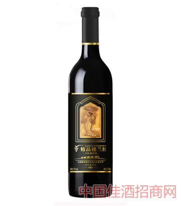 樓蘭紅莊園干紅葡萄酒