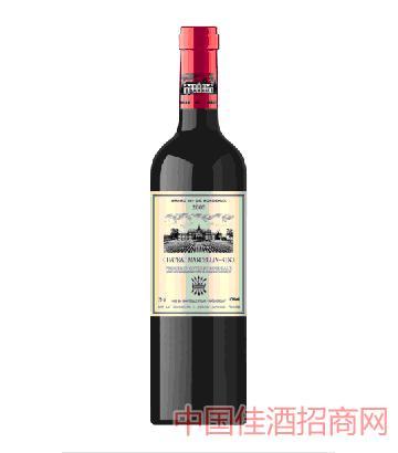 拉菲古堡2005葡萄酒