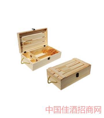 北京新款�p只�b酒盒