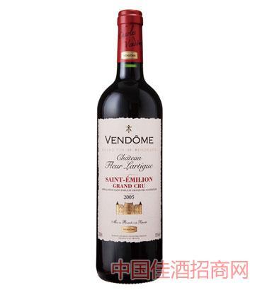 梵廷-提克古堡干红葡萄酒