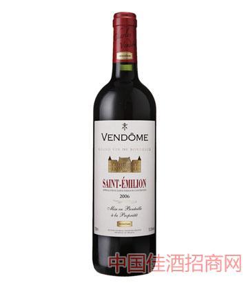 梵廷-圣埃米利永干红葡萄酒