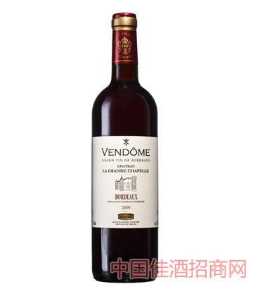 梵廷-主教古堡干红葡萄酒