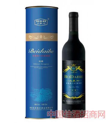 珍藏圆桶干红葡萄酒