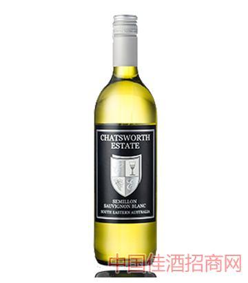 凱特斯沃斯莊園黑標賽美容長相思葡萄酒