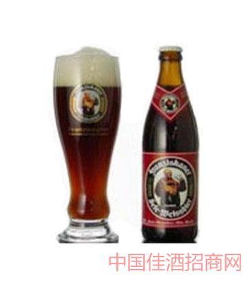 富兰西斯卡娜小麦黑啤酒瓶装