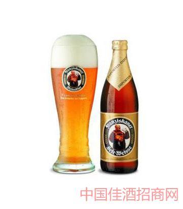 富兰西斯卡娜小麦白啤酒瓶装