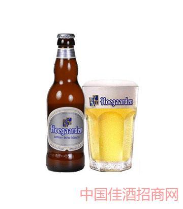 福佳小麦白啤酒瓶装