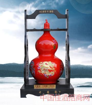 红葫芦原浆酒