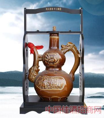 百年好葫芦原浆酒