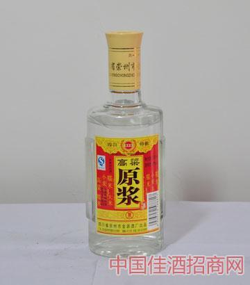 高粱原浆酒(50度,500ml,1&年61473;12,玻璃瓶)