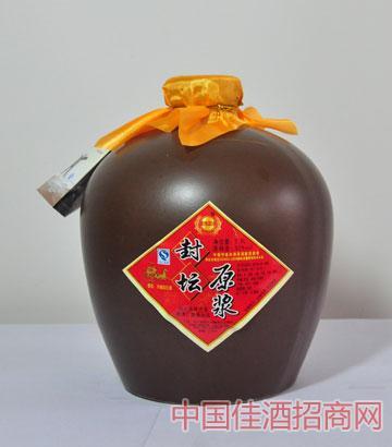 封坛原封坛原浆酒(52度,2.5L,1&年61473;2,土陶坛)