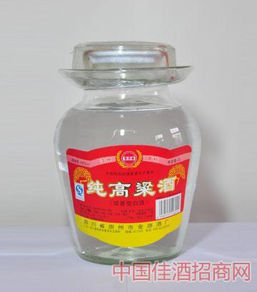 纯高粱酒(,4L,14,大口泡菜坛)