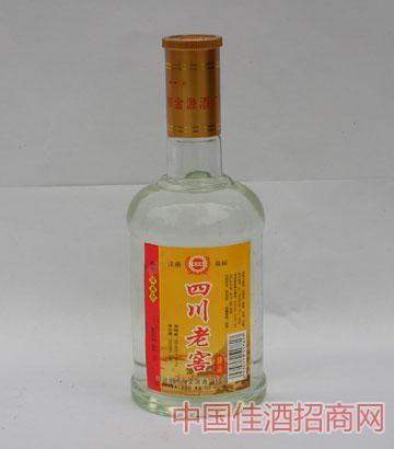 四川老窖精品(50度,500ml,玻璃瓶)酒