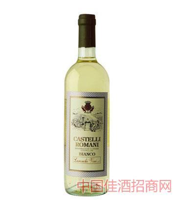 罗马城堡干白葡萄酒